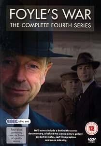 Foyle's War - Series 4 - Complete [DVD] [2006]