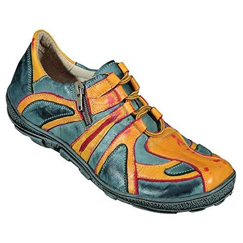 Miccos shoes chaussures 200437 sportives Bleu - jeans/mandarine