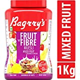 Bagrry's Fruit N Fibre, Mixed Fruit Muesli, 1000 GM, Jar