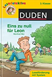 Eins zu null für Leon (3. Klasse)
