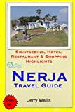 Tourists are increasingly discovering the eastern Costa del Sol on the coast of Spain's Axarquia province. Here the cliffs meet the Mediterranean Sea and the charming seaside resort of Nerja is nestled in the foothills of the dramatic Sierra Almijara...