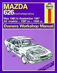 Mazda 626 1983-87 Owner's Workshop Manual (Service & repair manuals) by Larry Warren (1988-10-01)