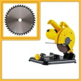 """Best Cutting Machines - TOOLSCENTRE CHOP7 Centre 180Mm 7"""" 1200W Power Metal/Steel Review"""