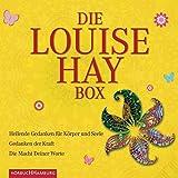 Die Louise-Hay-Box: 3 CDs - Louise Hay