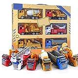 GAO Inertia Car Large Engineering Car Set Modello di Bambino a Vapore del Camion Resistente alla Caduta