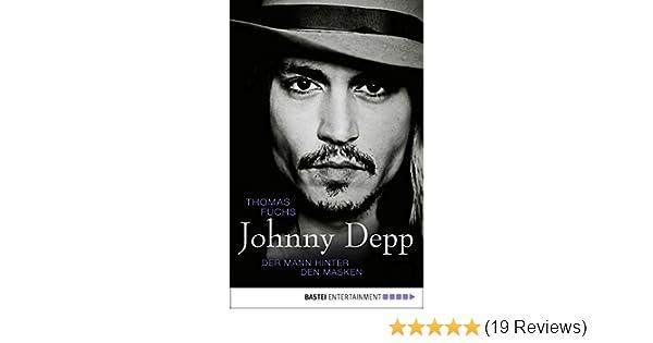 Johnny Depp Der Mann Hinter Den Masken