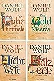 Buchinformationen und Rezensionen zu Die Fleury Reihe von Daniel Wolf von Daniel Wolf