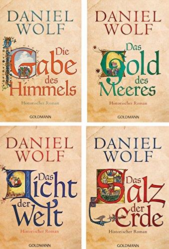 Buchseite und Rezensionen zu 'Die Fleury Reihe von Daniel Wolf' von Daniel Wolf