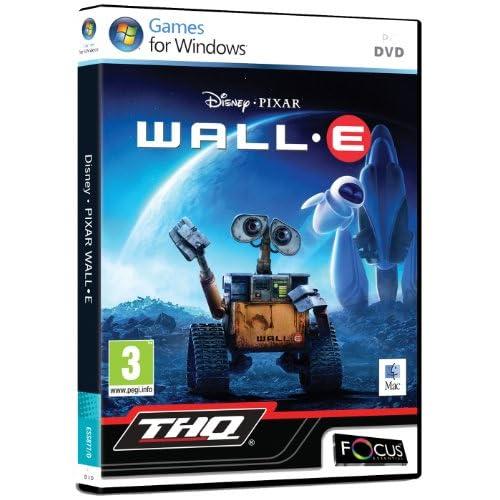 Disney Pixar WALL-E (PC/Mac DVD) [Importación inglesa] 11