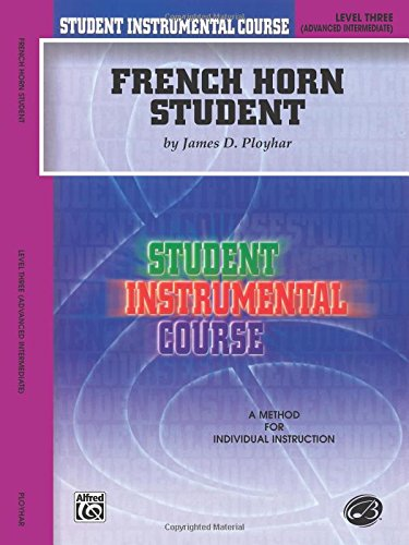 Student Instrumental Course: French Horn Student, Level Three