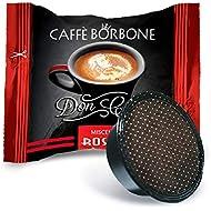 Caffè Borbone Don Carlo Red Blend Coffee 100 Capsules 1.4 kg