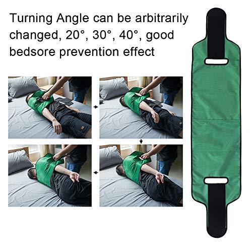 51SvJ0Cr3SL - Bbdqly Cinta de Transferencia - Dispositivo de arnés del cinturón de la Marcha de la grúa de Asistencia móvil para bariátrica, pediátrica, Ancianos