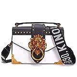 cazacozy sac à main de luxe pour femme fashion sac porté main à bandoulière pu...