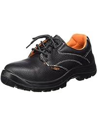 Beta Zapatos de trabajo bajas de seguridad negras punta acero 7241e (43)