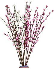 CRAFTWAFT Handmade Mini Rose Floral Bunch