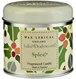 WAX LYRICAL JD0305 1-Piece Julie Dodsworth Spice Wax Fill Tin