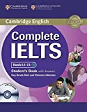 Complete IELTS. Advanced. Student's Book with answers with CD-ROM