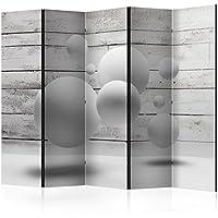 murando - Biombo - de impresion unilateral en el lienzo de TNT de calidad Premium - Decoracion cuarto - Biombo de madera con imagen impresa - f-A-0322-z-c
