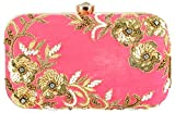 Tooba Handcrafted Box Clutch with Golden Sequence - Best Reviews Guide