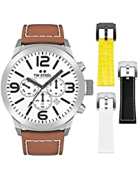 TW Steel Marc Coblen Edition 45 MM Set mit 3 Armbändern TWMC31 - SET62