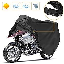 Korostro Funda Para Motocicleta Cubierta Impermeable Protector