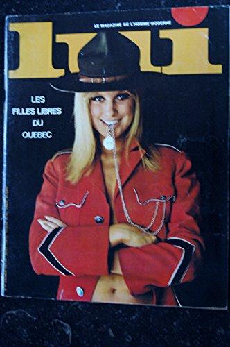 LUI 047 N° 47 BARBARELLA JANE FONDA ROGER VADIM JACQUES TATI VINTAGE EROTIC PIN-UP ASLAN 1967