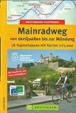 Bruckmanns Radführer Mainradweg - Jochen Heinke