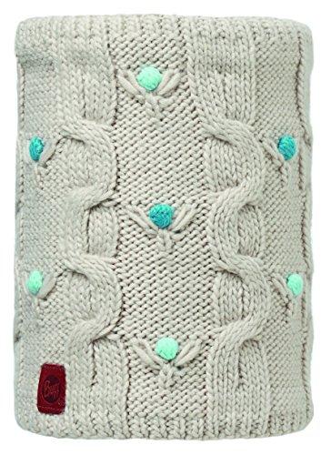buff-scaldacollo-in-lana-e-pile-da-ragazza-ragazza-knitted-and-polar-dysha-mineral-cru-taglia-unica