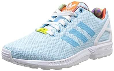 adidas ZX Flux Weave, Damen Sneakers, Türkis (Light Aqua