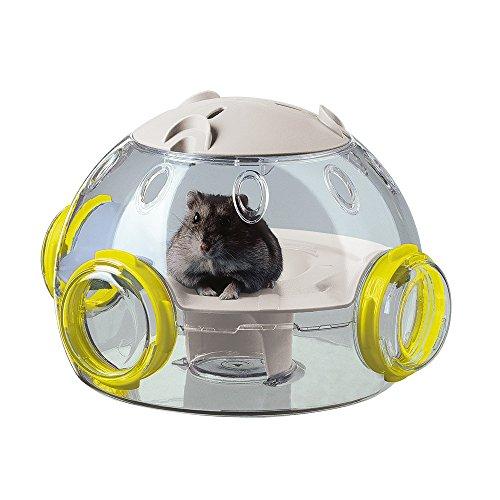 Ferplast hamster lab modulare esercizio centro 22x 20x 14cm