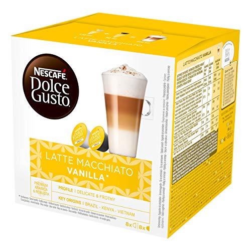 Nescafé Dolce Gusto Sweet Dreams Set, Kaffee, Kaffeekapsel, 6 x 16 Kapseln - 3