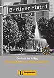 Berliner Platz 1 NEU: Deutsch im Alltag. Deutschglossar zum Wortschatzlernen (Berliner Platz NEU)