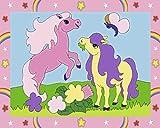 Ravensburger 27773 - Süße Ponys - Malen nach Zahlen Junior hergestellt von Ravensburger Spieleverlag