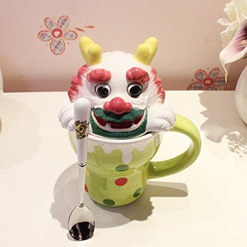coffee-cup Dana Carrie Schöne's Animal Wasser Schüssel Keramik Tasse für Tasse Paar Kinder Milch...