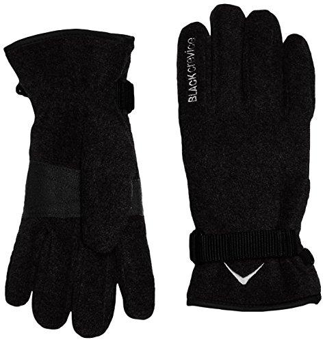 Black Crevice Erwachsene Handschuhe, Schwarz, XXL