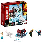 Image for board game LEGO 70671 Ninjago Lloyd's Journey Set with 2 Minifigures and Wolf Figure, Multicolour