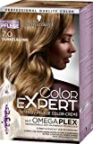 Schwarzkopf Color Expert Intensiv-Pflege Color-Creme 7.0 Dunkelblond, 3er Pack (3 x 167 ml)