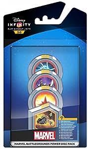 Disney Infinity 3.0: Marvel Power Discs (PS3/PS4/Nintendo Wii/Xbox One/Xbox 360) - [Edizione: Regno Unito]