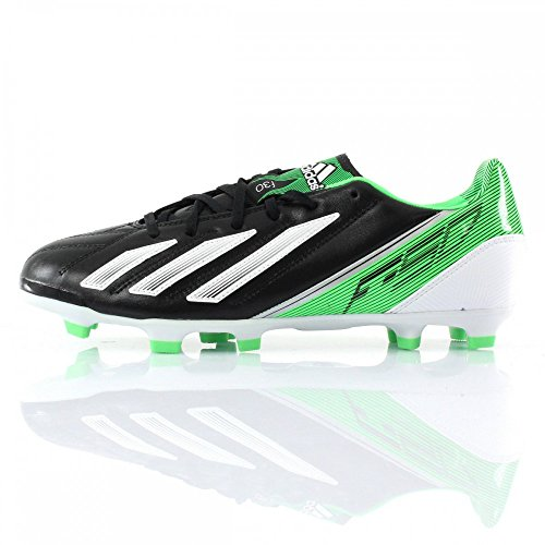Chaussures de football ADIDAS PERFORMANCE F30 TRX FG Leather Noir