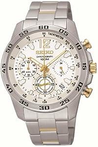 Seiko Reloj SSB127P1 de Relojitos Euromediterránea