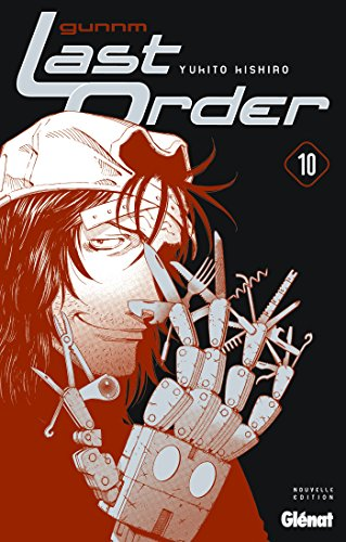 Gunnm Last Order - Tome  10 : NE par KISHIRO Yukito