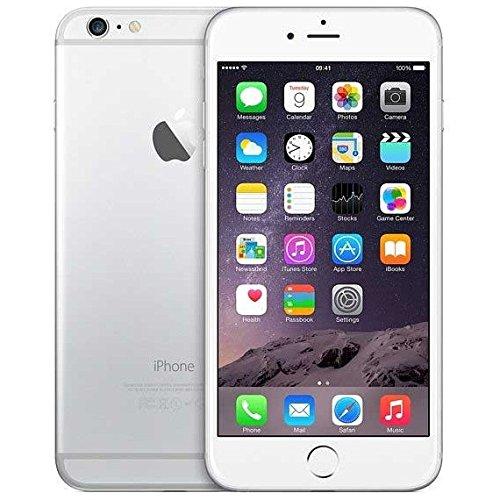 Apple iPhone 6s 128GB 4G Silber - Smartphones (iOS, Single SIM, NanoSIM, EDGE, GSM, DC-HSDPA, HSPA+, TD-SCDMA, UMTS, LTE)