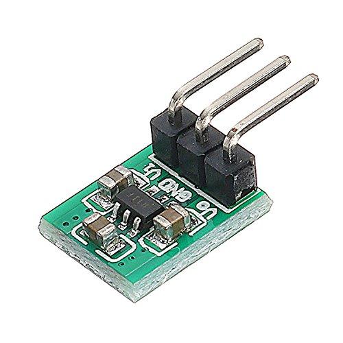 Ils - 10 Stück Mini 2 in 1 1.8V-5V bis 3,3V DC Step Down Step up-Konverter-Energien für Arduino Wifi Bluetooth Esp8266 HC-05 CE1101 LED-Modul