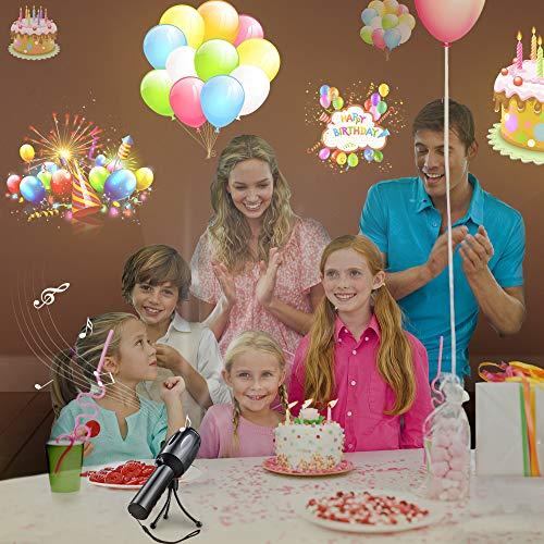 Home & Garden Led Kinder Projektor Taschenlampe Qoosea Kindertaschenlampe Projektionslampe Mi
