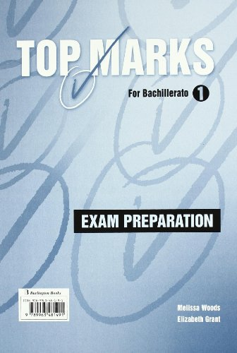 Top Marks For Bachillerato 1. Workbook. Website Activities - 9789963481491