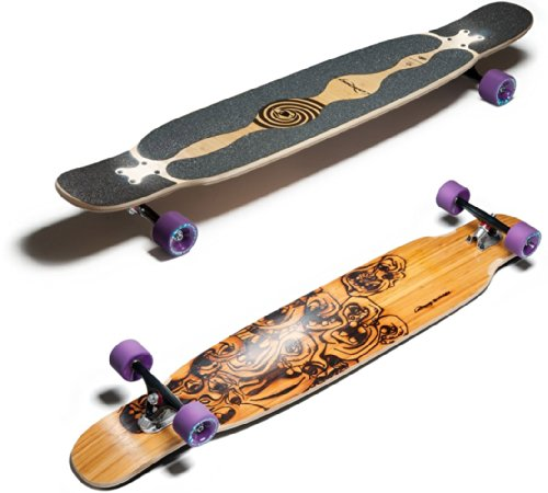Komplett Longboard Bhangra Flex 1 von Loaded