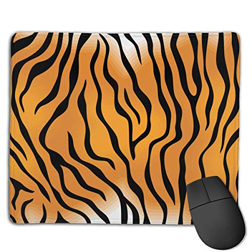 Tiger Skin High Speed Surface Desk Pad Gaming Mousepad