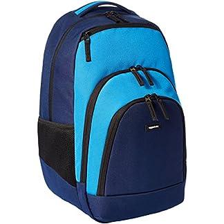 51SvULa2J4L. SS324  - AmazonBasics NC1612125F Mochila, Azul
