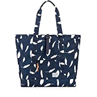 Herschel Supply Company Market Travel Tote, 51-inch, Feather/ Rubber, XL