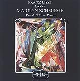 Liszt : Lieder